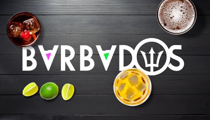 Дизайн логотипа для бара «BarBadOs»