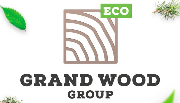Дизайн логотипа «Grand Wood Group»